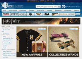 harrypotter.wbshop.com