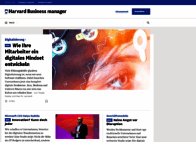Harvardbusinessmanager.de