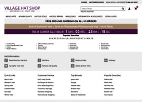 hat.villagehatshop.com