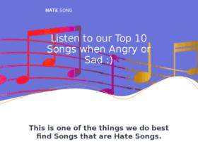 hatesong.com