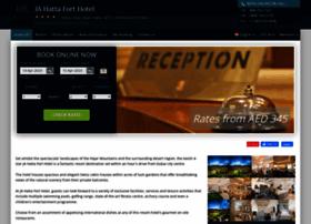 hatta-fort.hotel-rez.com
