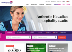 hawaiianair.com