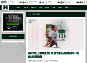 hawaiiathletics.com