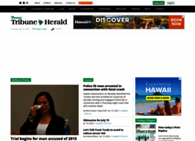 hawaiitribune-herald.com