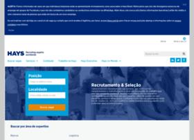 hays.com.br