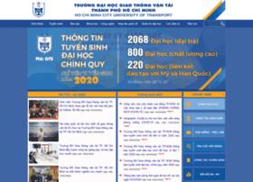 hcmutrans.edu.vn