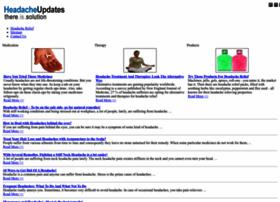 headacheupdates.com