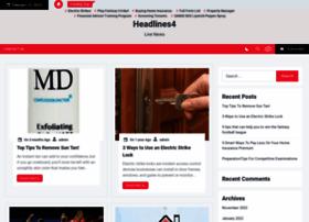 headlines4.com