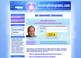 healingholograms.com