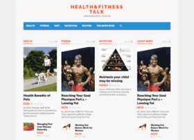healthandfitnesstalk.com