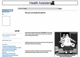 Healthassistant.blogspot.com