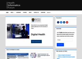 Healthinformaticsforum.com