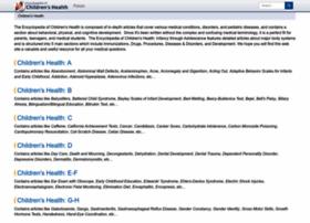 healthofchildren.com