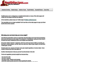 healthrecipes.com