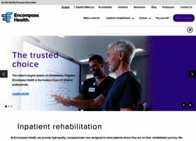 healthsouth.com