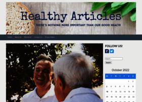 Healthy-articles.com