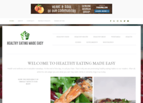 healthy-eating-made-easy.com