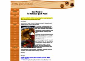 healthy-quick-meals.com