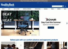 healthyback.com