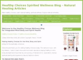 healthychoices.askahealer.com