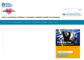 healthyfamilyfun.org