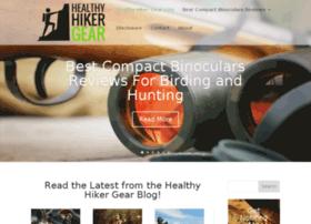 healthyhikergear.com