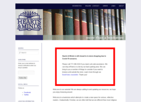 heartsandmindsbooks.com