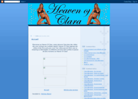 heaven-of-clara.blogspot.com