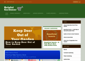 helpfulgardener.com