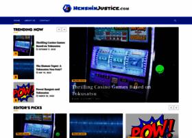 henshinjustice.com