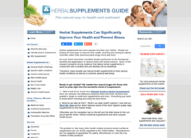 Herbal-supplements-guide.com