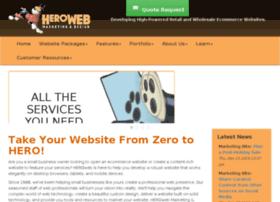 hero-web.com