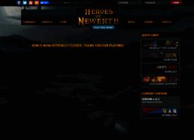 heroesofnewerth.com
