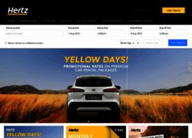 hertz.co.za