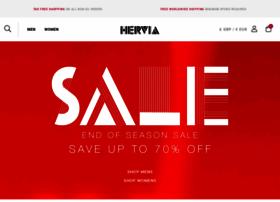 hervia.com