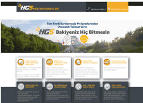 Hgsmusteri.ptt.gov.tr