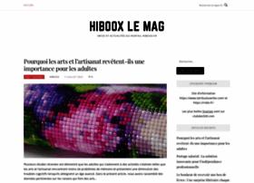 hiboox.fr