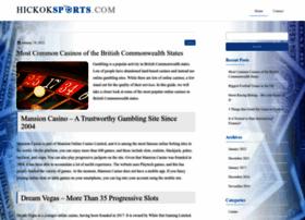 hickoksports.com