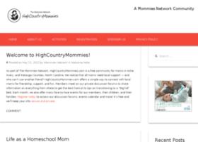 highcountrymommies.com