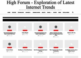 highforum.net