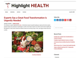 Highlighthealth.com