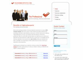 highrankexperts.com