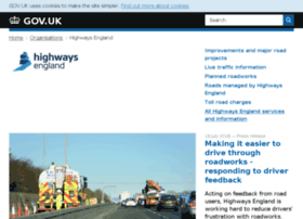 highways.gov.uk