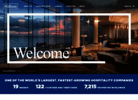 Hiltonworldwide.com