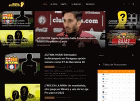 hinchaamarillo.com
