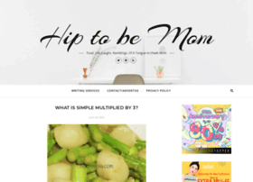hip2bmom.com