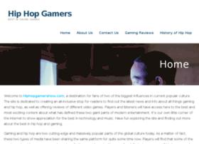 hiphopgamershow.com