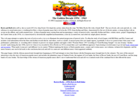 history-of-rock.com