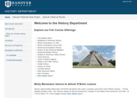 history.hanover.edu