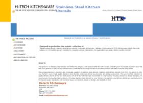 hitechkitchenware.com
